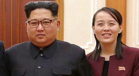 Η αντίδραση της Κιμ Γιο Γιονγκ στα σχόλια του Νοτιοκορεάτη προέδρου για τις δοκιμαστικές πυραυλικές εκτοξεύσεις