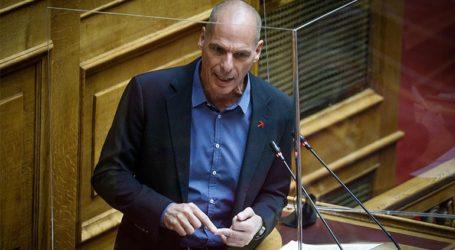 Αποχώρησε το ΜέΡΑ25 από τη συζήτηση και την ψηφοφορία για τον Ν. Παππά