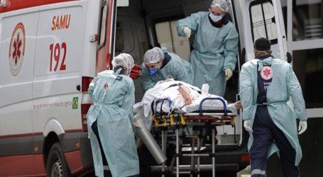 Τραγικό ρεκόρ 3.780 θανάτων από Covid-19 σε ένα 24ωρο