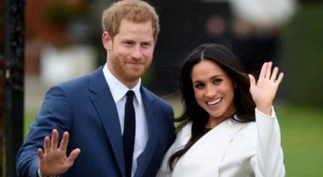 Η Μέγκαν δεν έκανε μυστικό βασιλικό γάμο