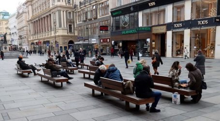 Υποχρεωτική από 1η Απριλίου η χρήση μάσκας FFP2 σε πολυσύχναστες πλατείες της Βιέννης
