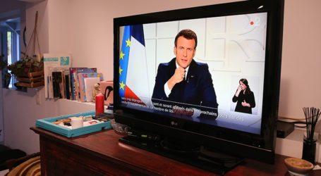 Πανεθνικό lockdown για έναν μήνα στη Γαλλία ανακοίνωσε ο πρόεδρος Μακρόν