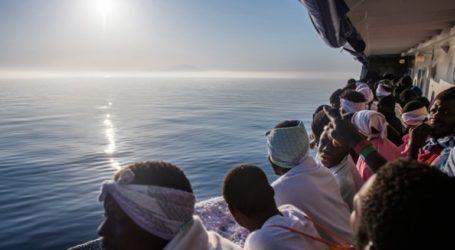 138 μετανάστες αναχαιτίστηκαν στα ανοιχτά της Τρίπολης