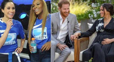 Οι celebrities στο πλευρό της Meghan Markle μετά τη συνέντευξη στην Oprah Winfrey