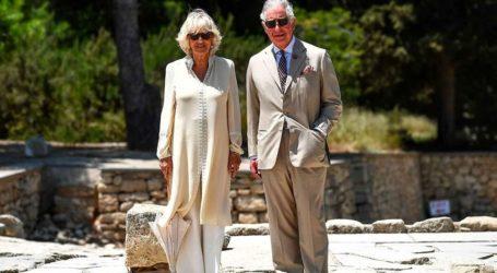Το μενού που θα απολαύσουν στο προεδρικό μέγαρο ο Πρίγκιπας Κάρολος και η Καμίλα