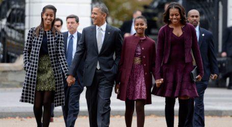 Ο Barack Obama μιλάεί για την τοξική αρρενωπότητα στις κόρες του