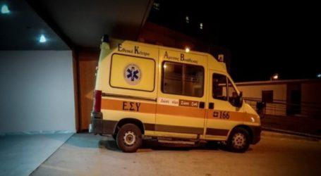 ΤΩΡΑ: Αγωνία στον Βόλο για 15χρονο κορίτσι – Μεταφέρεται με σπασμούς στη Λάρισα