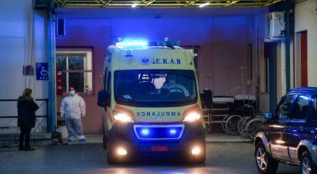 Βόλος: Αγωνία για βρέφος 12 ωρών – Μεταφέρεται εκτάκτως στη Λάρισα
