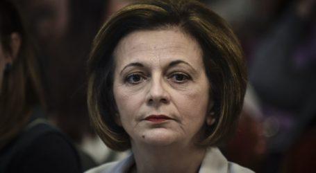Μαρίνα Χρυσοβελώνη: Ο Βελουχιώτης και ο Καραμανλής ανήκουν στο παρελθόν