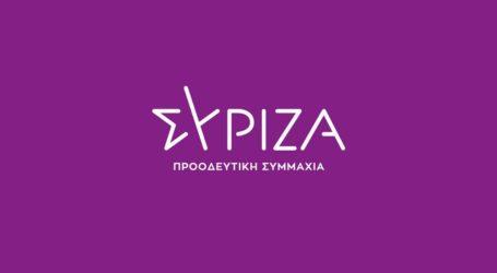Η κάλυψη ποινικών φέρνει μουρμούρα στον ΣΥΡΙΖΑ Μαγνησίας