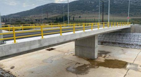Νέα γέφυρα στον Ξηριά κατασκευάζει η Περιφέρεια Θεσσαλίας