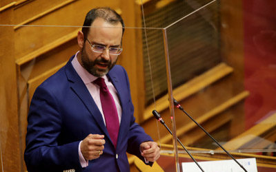 Κων. Μαραβέγιας στη Βουλή: Επιτακτική ανάγκη η εξεύρεση αξιόπιστης λύσης για την χωροθέτηση των νέων Δικαστηρίων Βόλου