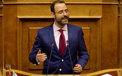 Κων. Μαραβέγιας: Η ανερμάτιστη πολιτική του ΣΥΡΙΖΑ ζημιώνει την ελληνική κοινωνία