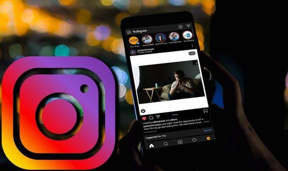 Instagram Instagram dark mode Instagram dark mode release how to turn on Instagram dark mode Instagram dark mode Android 1188093