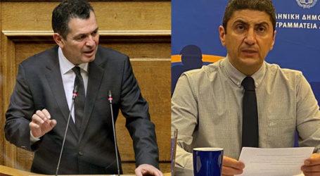 Ερώτηση Μπουκώρου σε Αυγενάκη για την αναδιάρθρωση στο επαγγελματικό ποδόσφαιρο