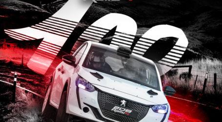 Παραδίδεται το 100ο PEUGEOT 208 Rally4