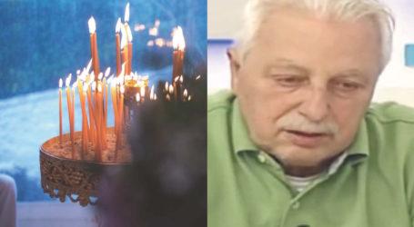 Έφυγε από τη ζωή ο π. βουλευτής του ΠΑΣΟΚ Γιάννης Στάμος