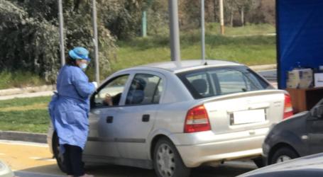 Βόλος: Δύο θετικά rapid tests σε 340 δείγματα