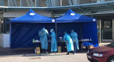 Βόλος: Δύο θετικά κρούσματα στα 457 rapid tests στο Πανθεσσαλικό