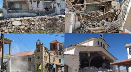 Περιφέρεια Θεσσαλίας: Ο πρώτος απολογισμός του μεγάλου σεισμού
