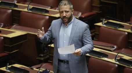 Κοινοβουλευτικές παρεμβάσεις Αλ. Μεϊκόπουλου για ζητήματα των λαϊκών αγορών