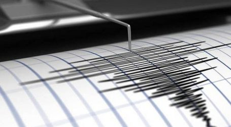 """Σεισμός: """"Ήσυχη"""" νύχτα η χθεσινή, μόνο μία δόνηση πάνω από 3 Ρίχτερ"""