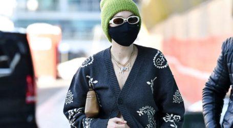 Το χρυσό κολιέ της Gigi Hadid με το όνομα της κόρης της που δεν αποχωρίζεται ποτέ