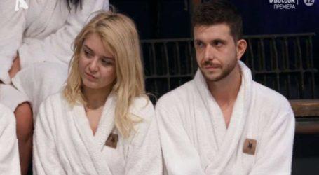 Battle Of The Couples: Φώναζε έξαλλη στον σύντροφό της επειδή έχασαν 6.000 ευρώ!