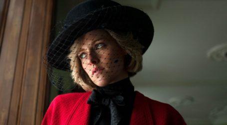 Νέες φωτογραφίες της Kristen Stewart ως Lady Diana στα γυρίσματα της ταινίας Spencer