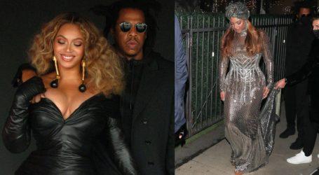 Απαστράπτουσα η Beyonce στο after party των Grammys