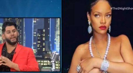 Στέργιος Λυμπέρης: Αποκαλυπτει πώς γνώρισε τη Rihanna και πώς φόρεσε τα κοσμήματά του