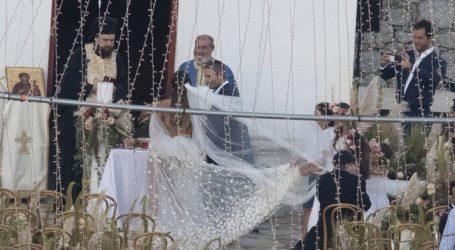 Εριέττα Κούρκουλου: Το vegan menu από τον γάμο της με τον Βύρωνα Βασιλειάδη