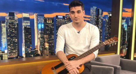 Γιώργος Κακοσαίος: «Ο πατέρας μου αγχώθηκε όταν του είπα ότι θέλω να γίνω τραγουδιστής»