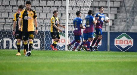 Βόλος – ΑΕΚ 1-0: Της πήρε τον αέρα