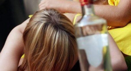 Βόλος: Στο νοσοκομείο 18χρονη μετά από υπερβολική κατανάλωση αλκοόλ