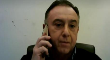 Ο μετασεισμός των 5,9 Ρίχτερ στην Ελασσόνα «χτύπησε» τον Κέλλα της ΝΔ σε live μετάδοση [βίντεο]