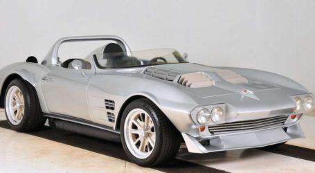 Στο σφυρί η Corvette Grand Sport του Fast and Furious 5