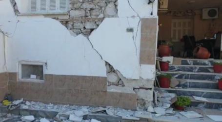 Αυτοψίες στις πληγείσες περιοχές των Δήμων Ελασσόνας και Τυρνάβου