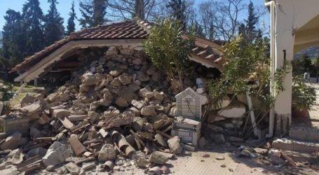 Σεισμός: Σε κατάσταση έκτακτης ανάγκης η Ελασσόνα – 1.500 άτομα σε σκηνές και ξενοδοχεία