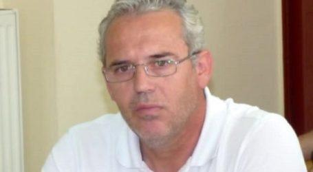 Θύμα ξυλοδαρμού ο αντιδήμαρχος Ελασσόνας Γ. Δραγατσίκης