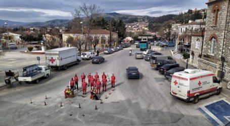 Τεράστια η συμβολή του Ε.Ε.Σ. στις σεισμόπληκτες περιοχές της Ελασσόνας