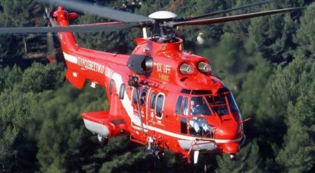 Σεισμός: Έρχεται ελικόπτερο της πολιτικής προστασίας να επιθεωρήσει την περιοχή