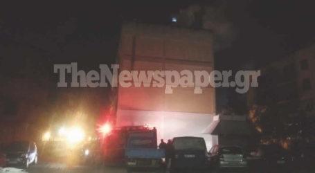 Φωτιά σε διαμέρισμα στα εργατικά του Αγ. Νεκταρίου – Δείτε εικόνες