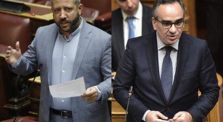 Μεϊκόπουλος: Αφωνία Κοντοζαμάνη για το χάος των εμβολιασμών στη Μαγνησία και τις ευπαθείς ομάδες