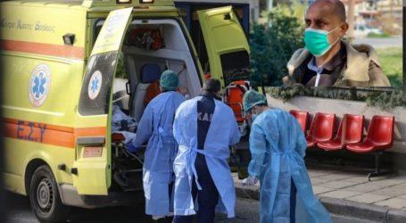 Σχεδόν αποκλειστικά covid περιστατικά μεταφέρει το ΕΚΑΒ στα νοσοκομεία της Λάρισας – Ποια η διαφορά με τον περασμένο Νοέμβριο