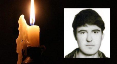 """""""Έφυγε"""" από τη ζωή στα 57 του – Σήμερα στον Τύρναβο η κηδεία"""