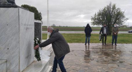Συμβολική εκδήλωση μνήμης και τιμήςγια το γιορτασμό της 111ης επετείου του Κιλελέρ (βίντεο – φωτο)