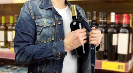 Είχε αδυναμία στο ποτό και έκλεβε μπουκάλια αλκοόλ από σούπερ μάρκετ στη Λάρισα