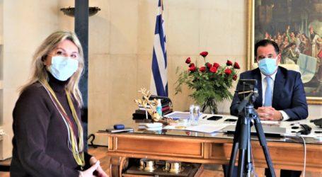 Α. Γεωργιάδης και Z. Μακρή για πιστοποίηση ασφαλούς επαναλειτουργίας σχολείων