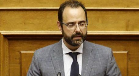 Νομοθετική ρύθμιση ζητεί ο Κων. Μαραβέγιας για τους τίτλους ιδιοκτησίας του Δήμου Ζαγοράς-Μουρεσίου